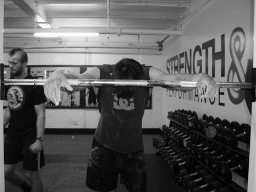 Guest Article: Workout of Weaknesses