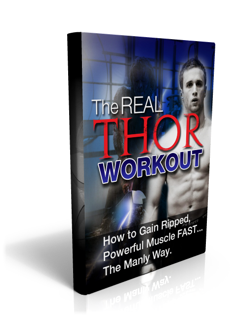 The REAL Thor Workout