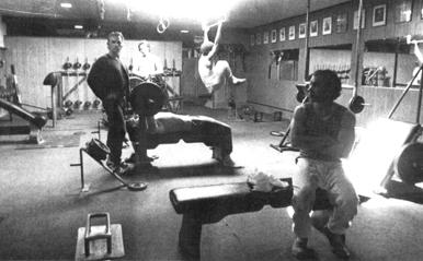 Vince Gironda Gym