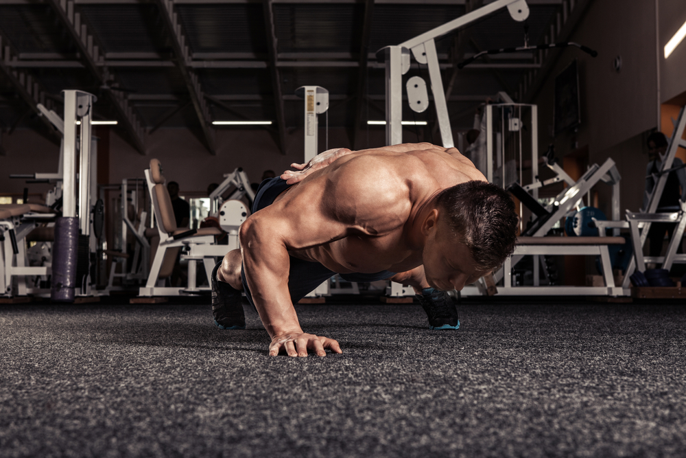 BECOMING A BADASS WITH BODYWEIGHT WORKOUTS