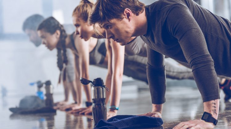 5 GUARANTEED WAYS TO GET BACK IN SHAPE