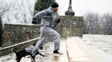 7 WAYS TO STAY FIT IN THE WINTER